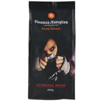 Roasted Addiqtion Dark Roast Espresso Grind Coffee 200g