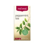 Red Seal Peppermint Tea  Bags 25ea