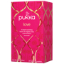 Pukka Love Herbal Tea Sachets 20ea