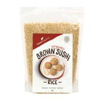 Ceres Organics Organic Brown Sushi Rice 500g