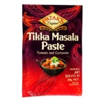 Patak's Medium Tomato And Coriander Tikka Masala Paste 80g