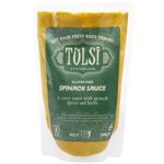Tulsi Gluten Free Spinach Sauce 500g
