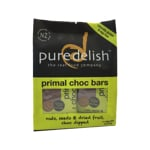Pure Delish Primal Choc Bar 4pk