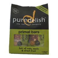 Pure Delish Primal Bar 4pk