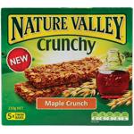 Nature Valley Crunchy Maple Crunch 5pk