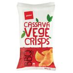 Pams Cassava Vege Crisps BBQ 150g