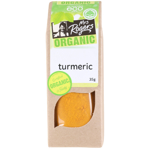 Mrs Rogers Eco Organic Ground Turmeric 35g