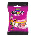 Beacon Liquorice All Sorts Minis 75g