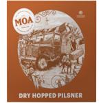 Moa Dry Hopped Pilsner 12pk