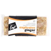Loaf Explosive Ginger Slice 300g