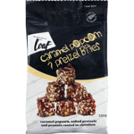 Loaf Caramel Popcorn & Pretzel Bites 120g