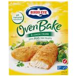 Birds Eye Oven Bake Lemon Crumb Fish Fillets 6 Pack 425g