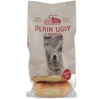 Best Ugly Bagels Plain Bagel 320g