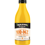 Arano 100% NZ Orange Juice 1L