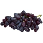 Produce Black Seedless Grapes 1kg
