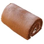 Bakery Chocolate Sponge Roll 1ea