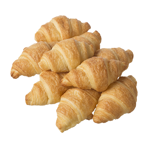Bakery Straight Croissants 9ea