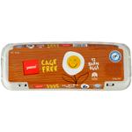 Pams Cage Free Barn Eggs Size 6 12ea