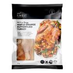 Pams Finest NZ Free Range Maple Orange Butterflied Turkey 2.5kg
