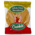 Mrs Higgins White Choc Macadamia Cookie 85g