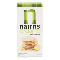 Nair n's Organic Oatcakes 4pk