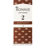 Bonnie Oatcakes Smoked Paprika 180g
