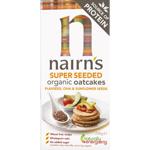 Nairn's Nairns Super Seeded Organic Oatcakes 200g