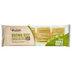 Peckish Herb & Garlic Rice Crackers 100g
