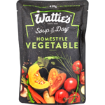 Wattie's Soup Of The Day Homestyle Vegetable 430g