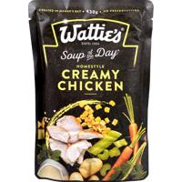 Wattie's Soup Of The Day Homestyle Creamy Chicken 430g