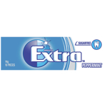Wrigley's Extra peppermint Sugarfree Gum 14g