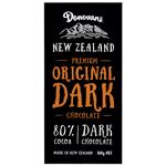 Donovans 80% Cocoa Dark Chocolate Block 100g