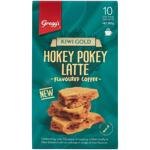 Gregg's Kiwi Gold Hokey Pokey Latte 180g