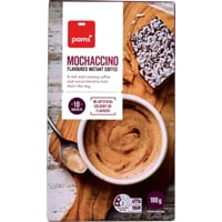 Pams Mochaccino Flavoured Instant Coffee 10pk