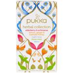 Pukka Herbal Collection Herbal Tea Sachets 20ea
