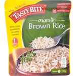 Tasty Bite Organic Brown Rice 250g