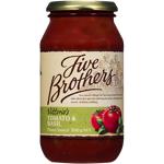 Five Brothers Summer Tomato Basil Pasta Sauce 500g