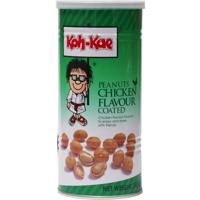 Koh Kae Chicken Flavour Peanuts 230g