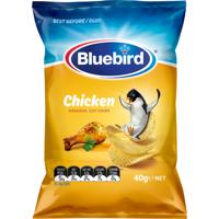 Bluebird Chicken Original Cut Potato Chips 40g
