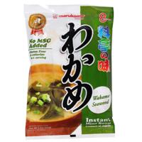 Marukome Wakame Seaweed Instant Miso Soup 146g