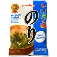 Marukome Nori Seaweed Instant Miso Soup 146g