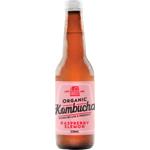Lo Bros Organic Raspberry Lemon  Kombucha 330ml