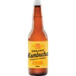 Lo Bros Organic  Kombucha Ginger Lemon 330ml