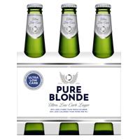 Pure Blonde Low Carb Beer 6pk