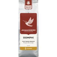 Hummingbird Oomph! Coffee Fair Trade Organic Plunger Coffee 200g