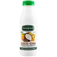 Homegrown Coco-Chia Fruit Smoothie 400ml