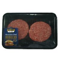 Wilson Hellaby Homestyle Beef Patties 400g