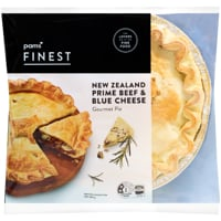 Pams Finest Prime Beef & Blue CheeseGourmetPie 850g