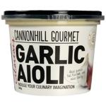 Cannonhill Gourmet Garlic Mayo Aioli 240g