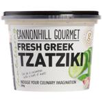 Cannonhill Gourmet Fresh Greek Tzatziki 230g
